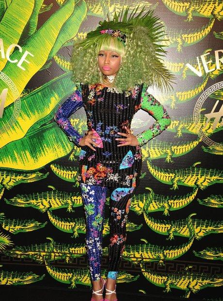 Nicki Minaj Verscae for H&M