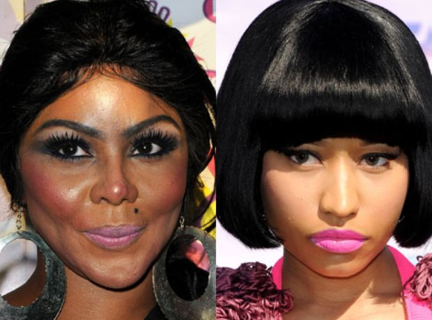 The First Time That Lil Kim And Nicki Minaj Met And How