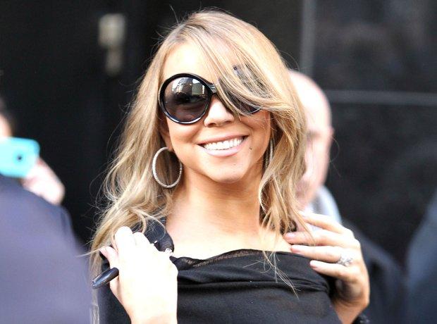 Mariah Carey in NY