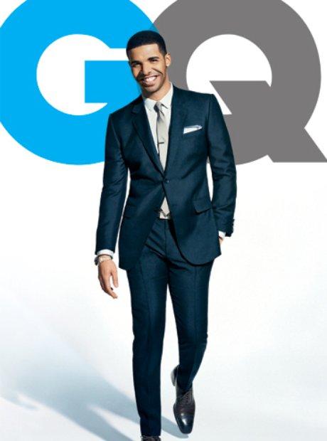 Drake In GQ Magazine Apirl 2012