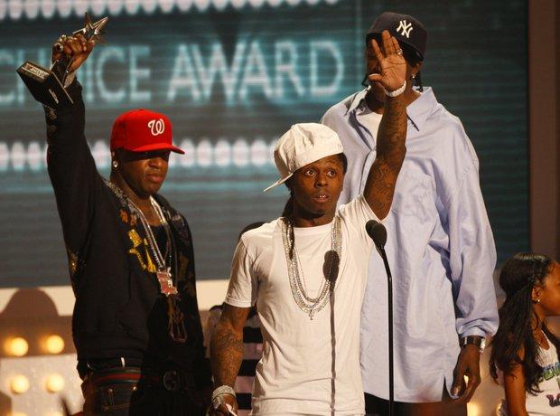 Lil Wayne With Birdman