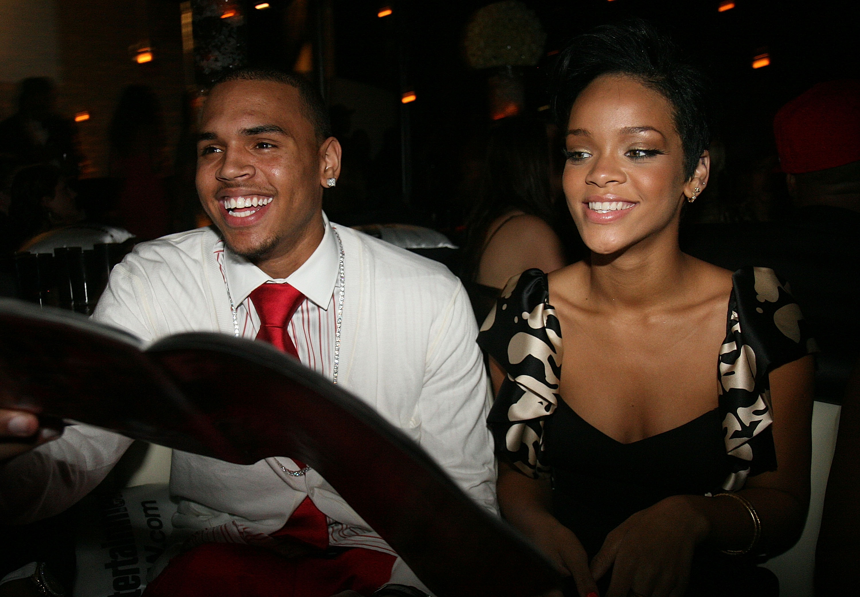 "Chris Brown Reveals Rihanna Was Left ""Spitting Blood"" On ..."