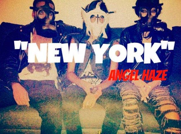 Angel Haze – New York