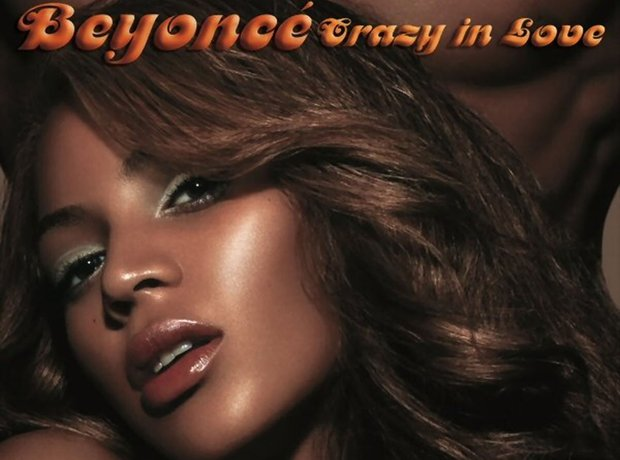 Beyonce- 'Crazy In Love' artwork