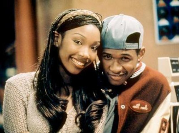 Usher In Moesha