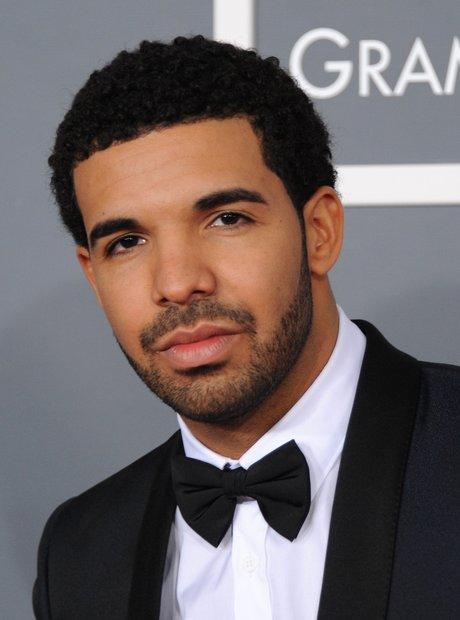 Drake Grammy Awards 2013 Red Carpet Arrivals