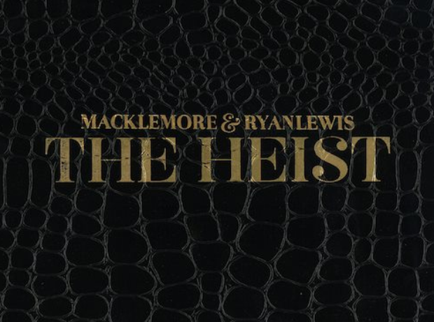 Macklemore The Heist Cover