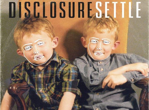 Disclosure - Settle Album Artwork