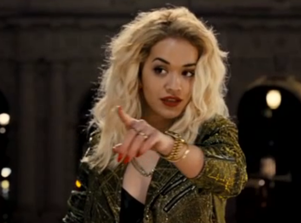 Rita Ora Fast And The Furious 6