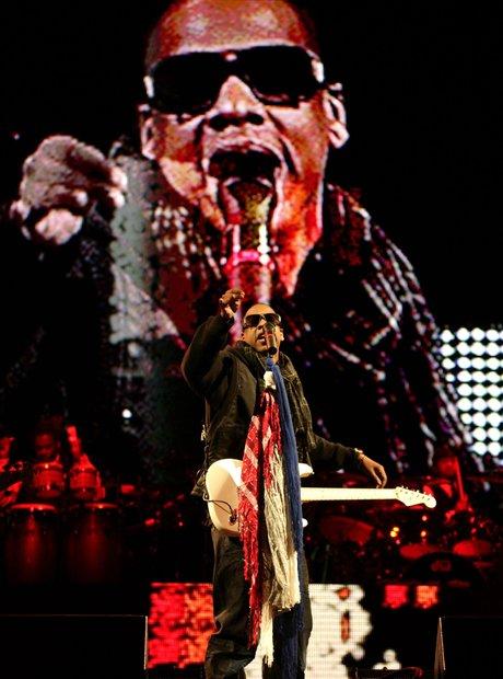 Jay-Z Glastonbury