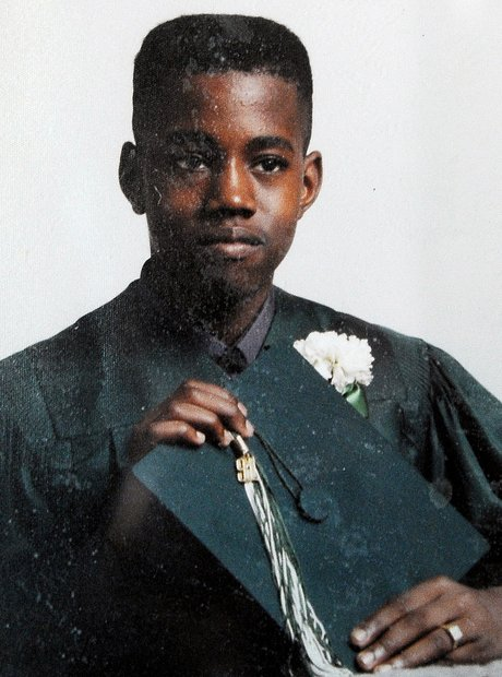 Kanye West before he was famous