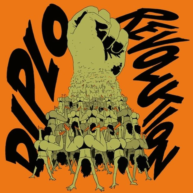 Diplo Revolution artwork