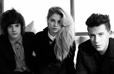 London Grammar press photo