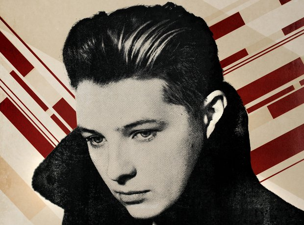 John Newman 'Love Me Again' artwork