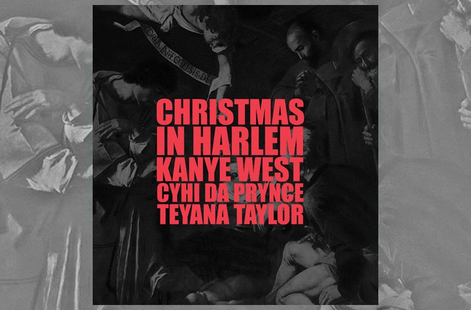 Kanye West Christmas In Harlem.Kanye West G O O D Fridays Released August December 2010