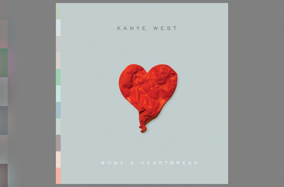 Kanye West '808 & Heartbreak' album artwork