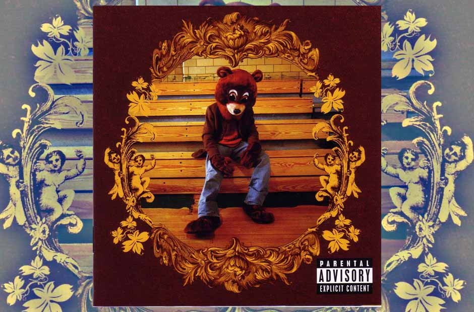 Kanye West 'The College Dropout' album artwork