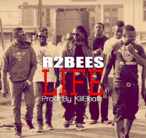 R2bees - Life artwork