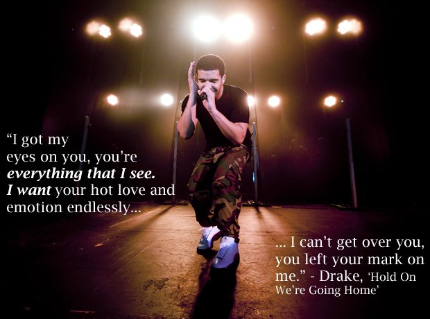 Drake inspiration lyrics