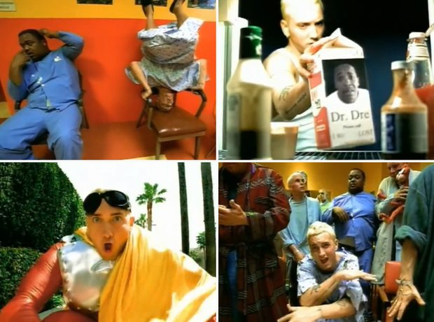 Eminem 'Slim Shady'