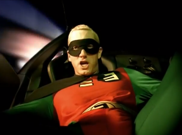 Eminem Without Me Video