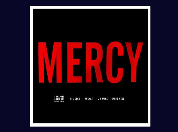 Mercy single artwork