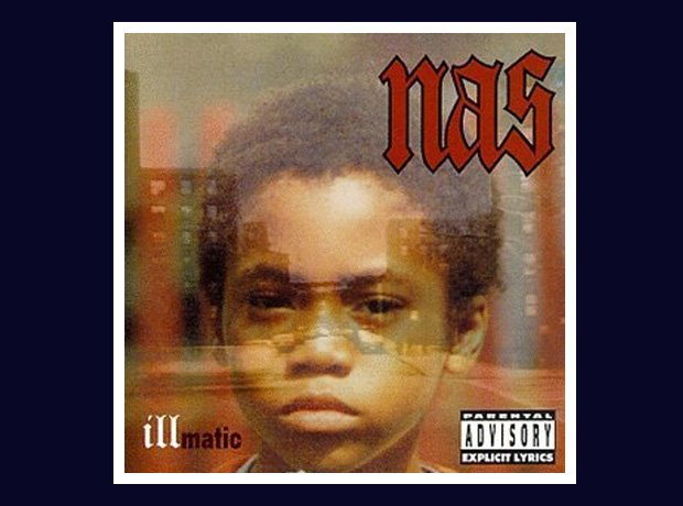 Nas Illmatic album cover