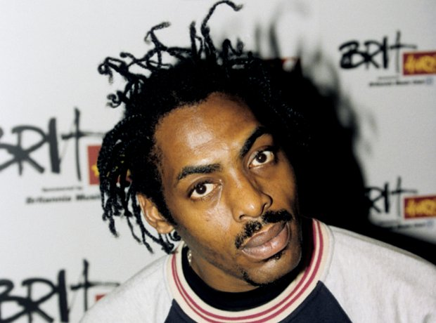 Coolio at the BRIT Awards