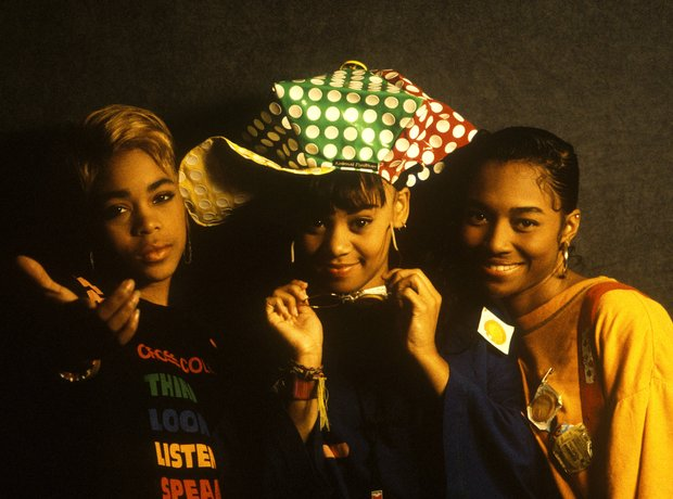 TLC in the 1990s