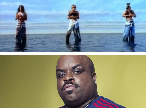 TLC Cee Lo Green 'Waterfalls'