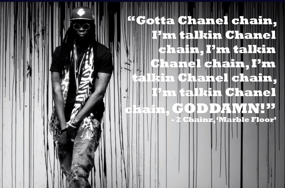 2 Chainz Lyrics 8 Of His Funniest And Most Amazing Rap Lines