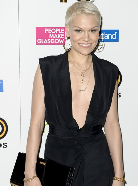 Jessie J at the Mobo Awards 2013