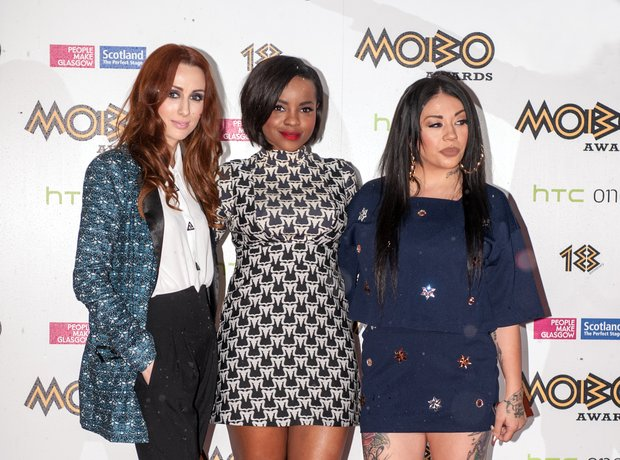 MKS at the Mobo Awards 2013