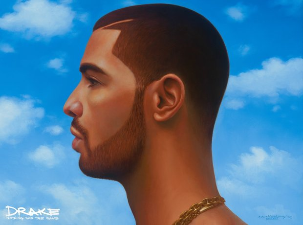 Drake Nothing Was The Same Album Cover