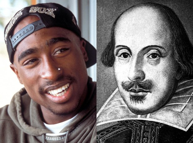 Tupac Or Shakespeare?
