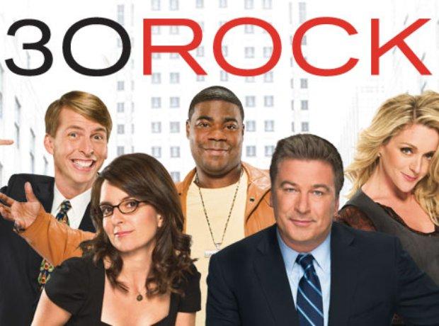 30 Rock cast