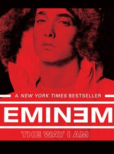 Eminem - The way I am book cover