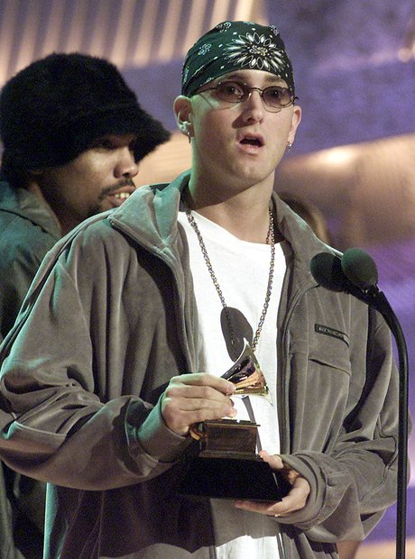 Eminem at the Grammy Awards