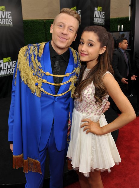 Ariana Grande with Macklemore