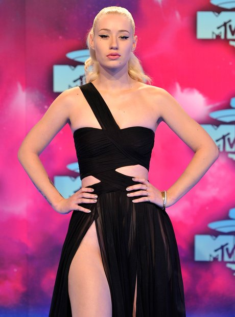 Iggy Azalea At MTV EMA 2013