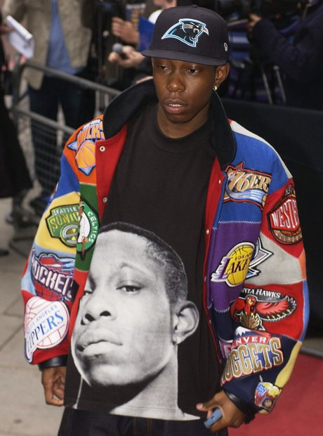 Dizzee Rascal At Mercury Prize In 2003