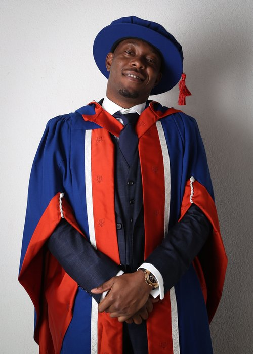 Dizzee Rascal doctorate