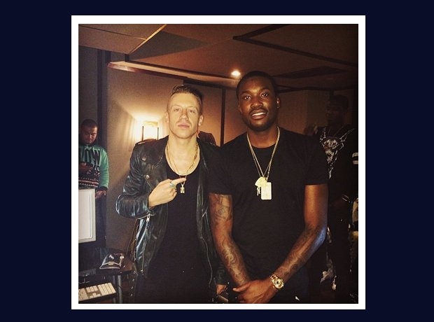 Macklemore and Meek Mill