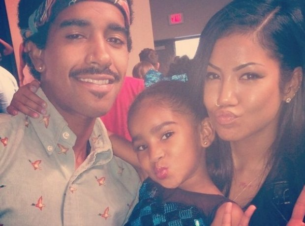Jhene Aiko And Baby