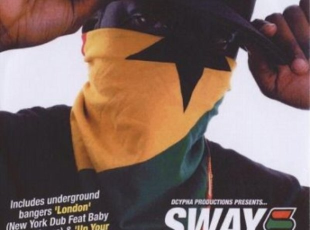 Sway 'This Is My Promo' artwork