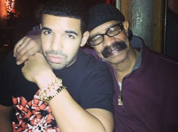 Drake And His Dad