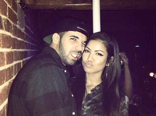 Drake And Jhene Aiko