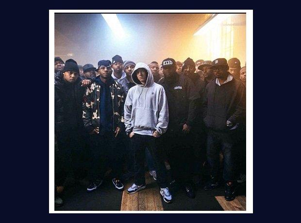 Eminem 'Rap God'