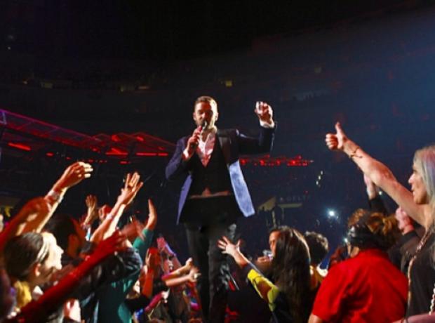 Justin Timberlake 2020 tour LA