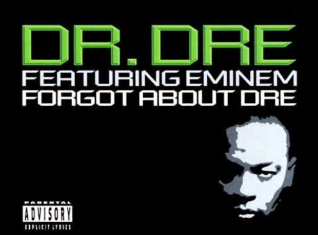 Eminem and Dre – Forgot about Dre